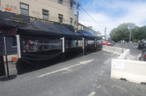Outdoor Dining at McGinn's Galway City