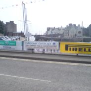 Banners for Manx Rally