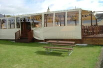 Decking Area in Clarenbridge