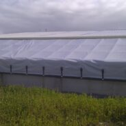 Water Treatment Plant covered