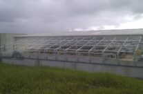 Water Treatment Plant Frame