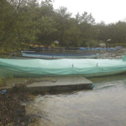 Lakeboat cover